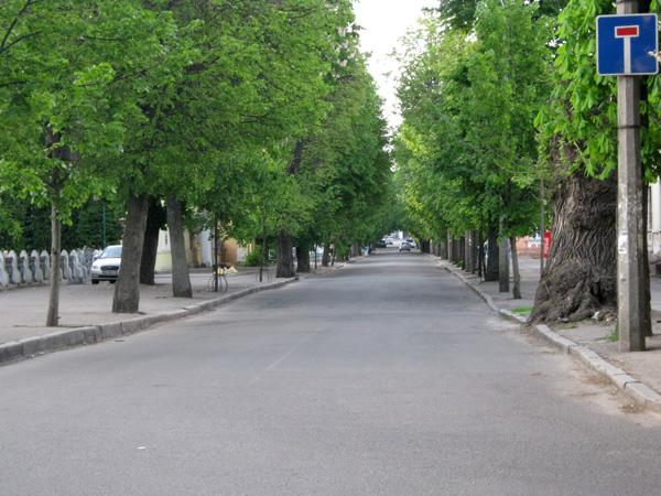 вулиця Рівного