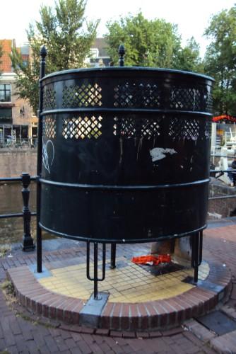 Амстердамський туалет