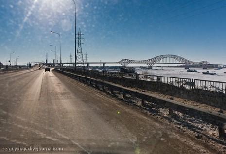 Дороги, мости й розв'язки
