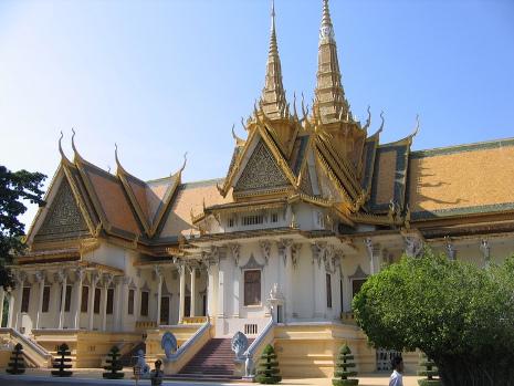 Срібна пагода