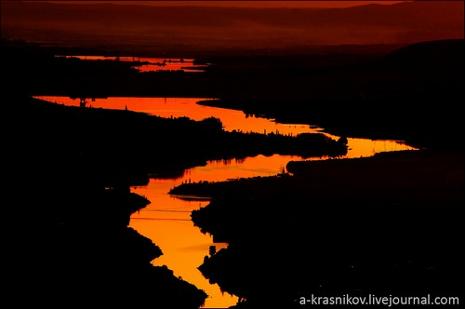 долина річки Чирчик