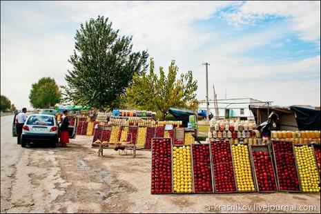 Дорожній базар