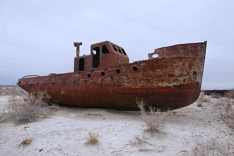 кораблі пустелі
