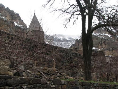 Герард – печерний монастир,