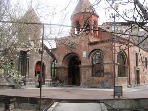 Поїздка до Вірменії