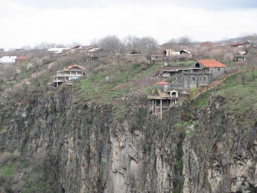 Гарні – це колишня резиденція вірменських царів