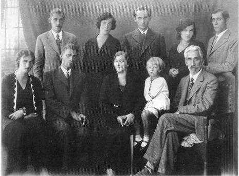 Родина Крушельницьких