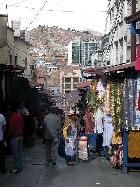 Ла-Пас – столиця Болівії