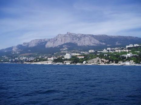 Ukraine. Crimean peninsula