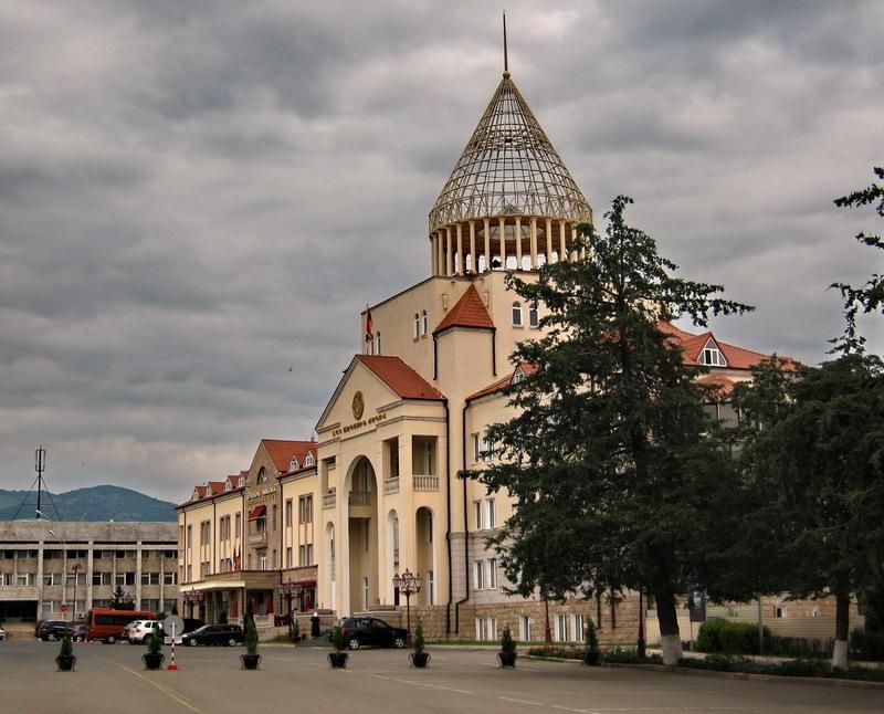 Парламент НКР, Степанакерт)
