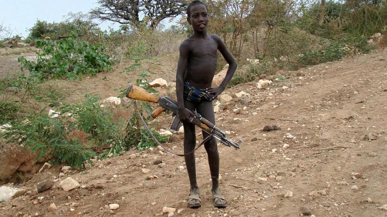Ефіопія. Дикуни у дикунів