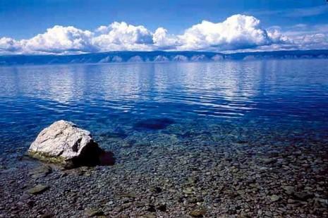 дві зустрічі з озером Байкал
