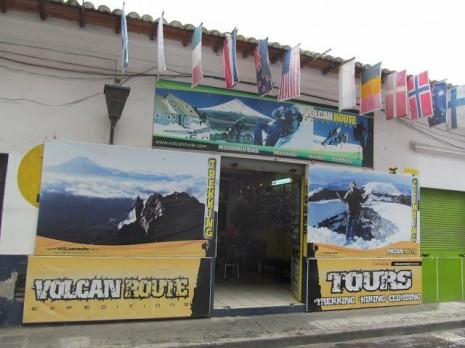 Вулкан Котопаксі. Еквадор