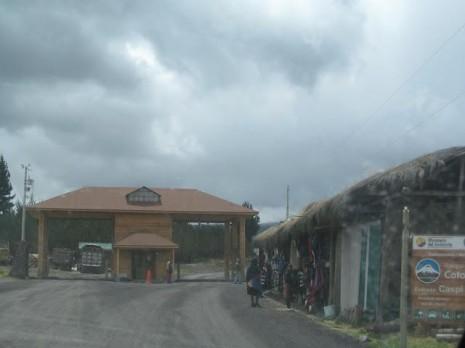 Національний парк Котопаксі