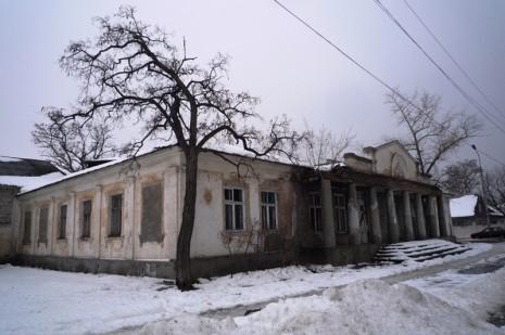 Старий район