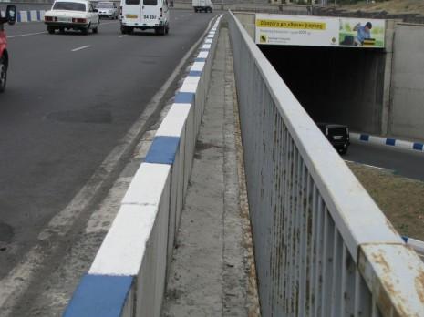 Єреван. Тротуари