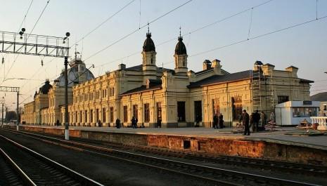 залізничний вокзал Жмеринка