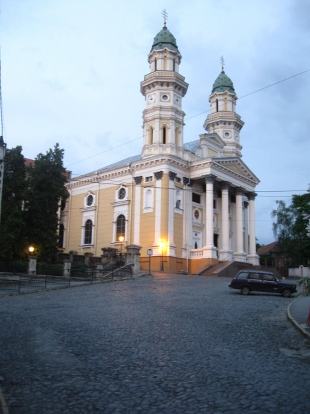 Ужгородський Хрестовоздвиженський катедральний греко-католицький собор