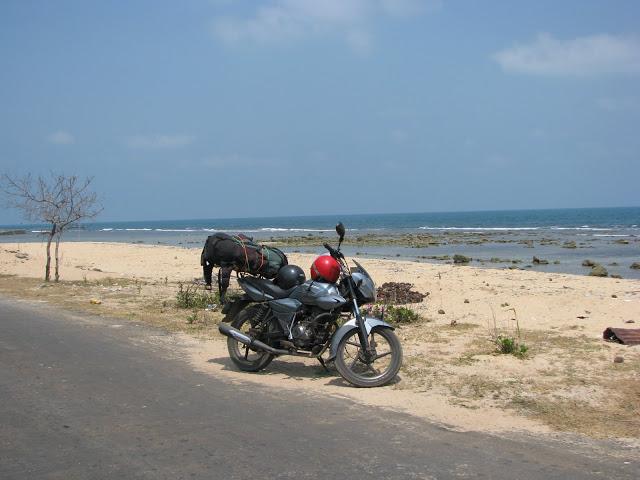 Мотоциклом по Шрі-Ланці. Частина друга