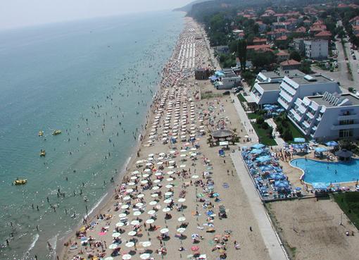 Літо в Обзорі, Болгарія