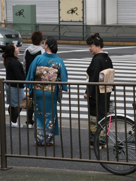 Люди Японії