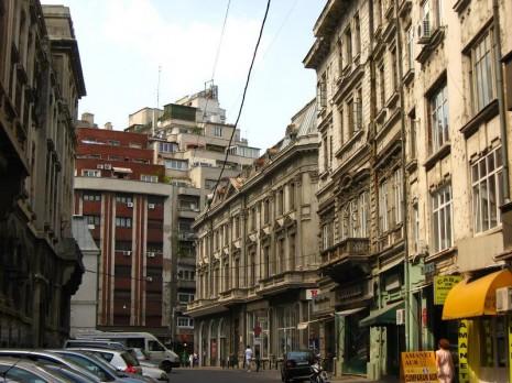 Бухарест – столиця Румунії