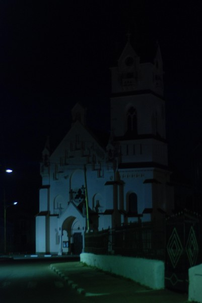Костел Різдва Пресвятої Богородиці