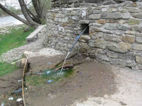 Джерело мінеральної води Горянка